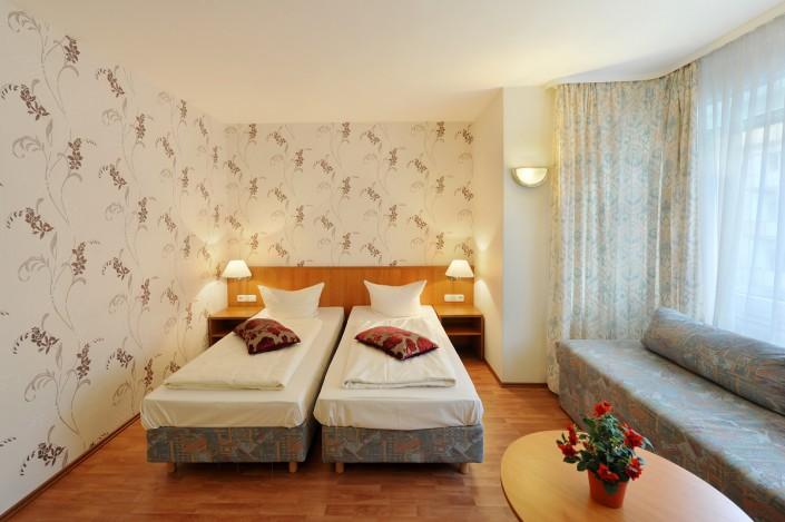 Romantisches Stadthotel Fair Hotel Villa Diana Fair